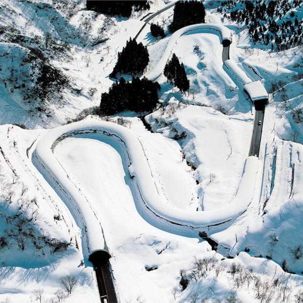 雪に対する道路防災設計