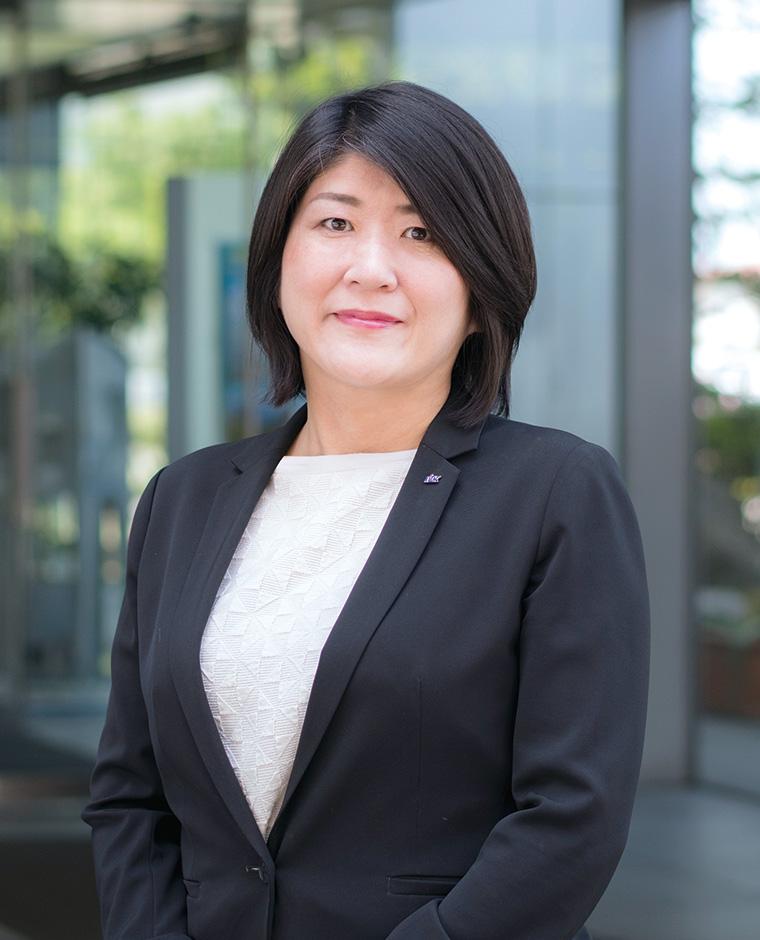 代表取締役社長 中山正子